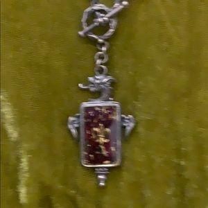 Vintage Jewelry - Vintage Fleur de Lis Necklace